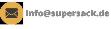Mailkontakt bei SuperSack.de