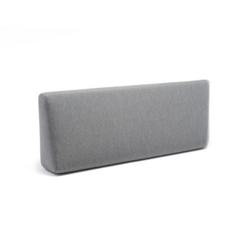Premium Palettenkissen Sunbrella - Rückenkissen schräg mit Gehrung links von SuperSack High Grade Seating
