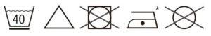 Spezifikationen des Sunbrella-Materials der Premium Palettenkissen Sunbrella