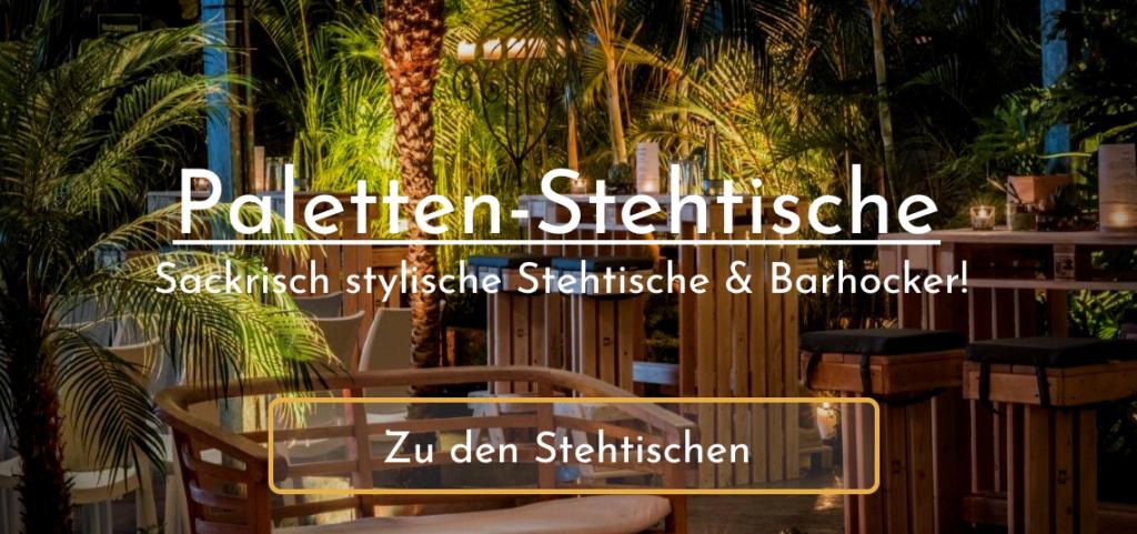 aletten-Stehtische mieten bei SuperSack.de