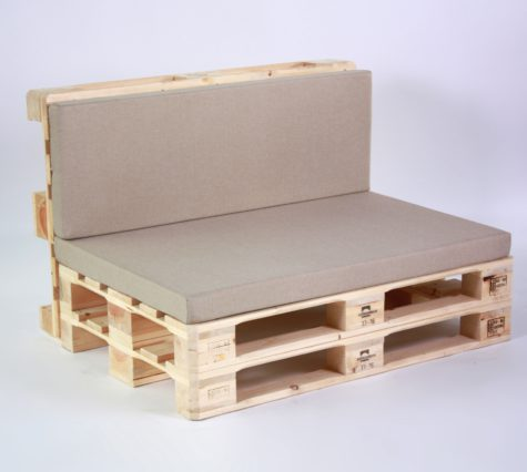 SuperSack Palettenkissen Lounge-Set Savana - Beige