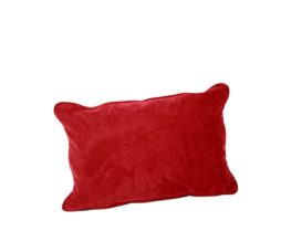 SuperSack Palettenkissen Royal Suede - 60x40 - Rot