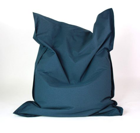 SuperSack Outdoor Sitzsack Orlando in blau (1)