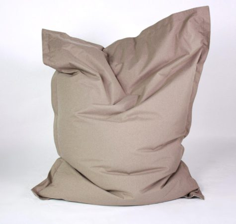 SuperSack Outdoor Sitzsack Orlando in taupe (1)
