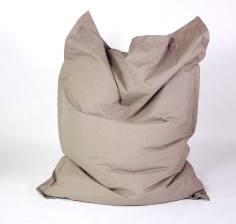 SuperSack Outdoor Sitzsack Orlando in taupe