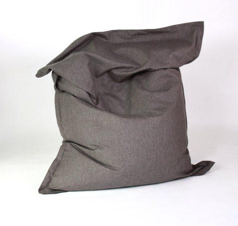 SuperSack Sitzsack Savana in dunkelgrau
