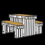Palettenmöbel kaufen - SuperSack.de