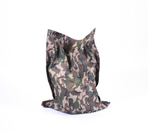 SuperSack Kindersitzsack Camouflage 120 x 90 cm