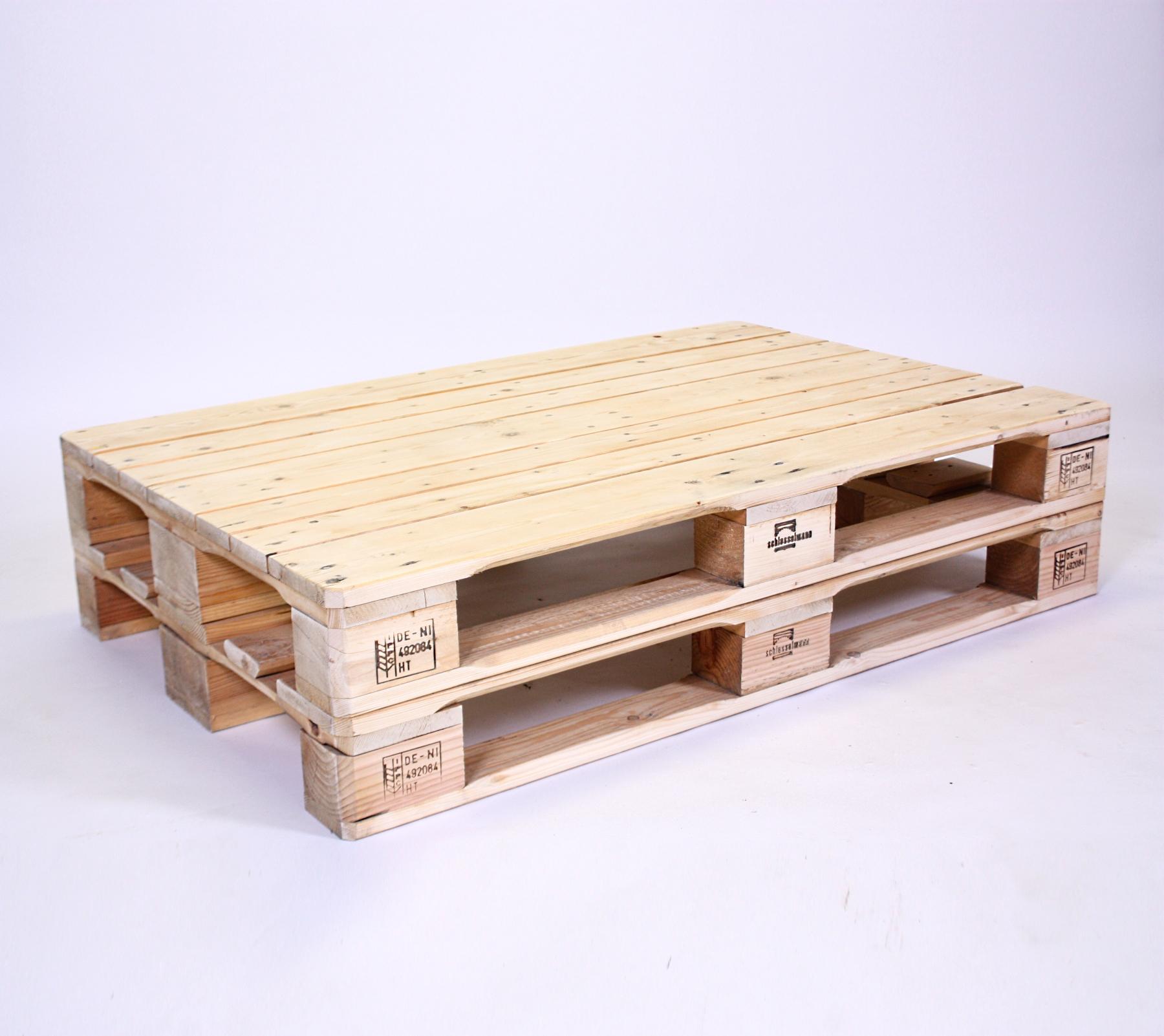 Paletten-Loungetisch 120x80 | WIR ? PALETTENMÖBEL