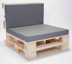 paletten sessel mit polster wir palettenm bel. Black Bedroom Furniture Sets. Home Design Ideas