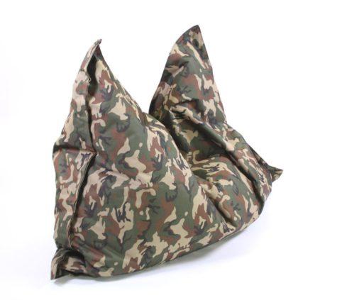 SuperSack Sitzsack Camouflage 180 x 140 cm 1
