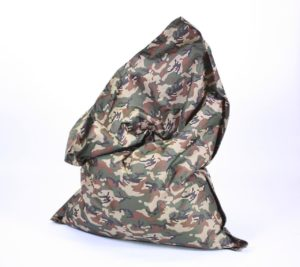 SuperSack Sitzsack Camouflage 180 x 140 cm 2