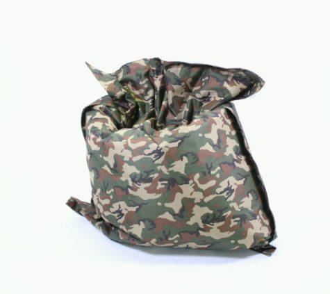 SuperSack Sitzsack Camouflage 180 x 140 cm 3
