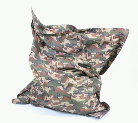 SuperSack Sitzsack Camouflage 180 x 140 cm
