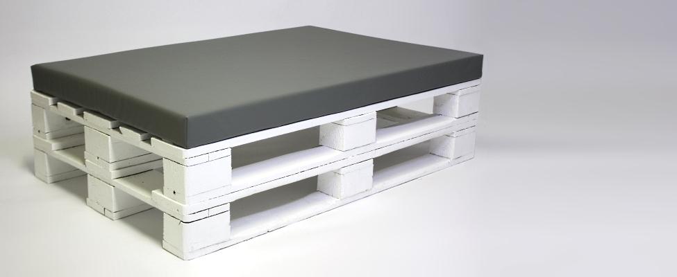 palettenkissen kunstleder online kaufen. Black Bedroom Furniture Sets. Home Design Ideas