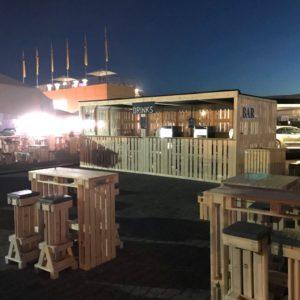 Bar- & Verkaufshütten mieten - 3 - Palettenmöbel mieten bei SuperSack