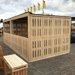 Bar- & Verkaufshütten mieten - 4 - Palettenmöbel mieten bei SuperSack
