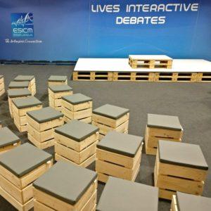 Hocker & Kleinmöbel mieten - 3 - Palettenmöbel mieten bei SuperSack