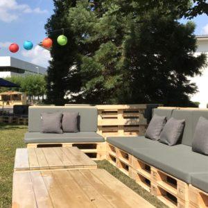 Kissen & Polster mieten - 3 - Palettenmöbel mieten bei SuperSack