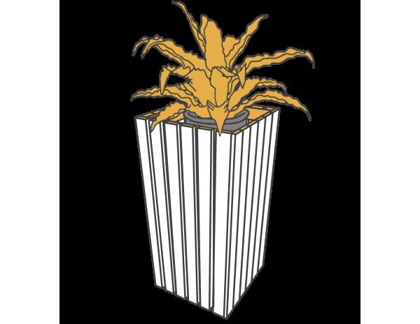 Pflanzengefäße mieten