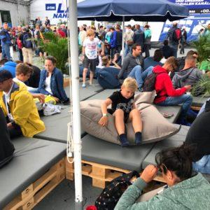 Sitzsäcke mieten - 3 - Palettenmöbel mieten bei SuperSack