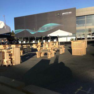 Verblendungen mieten - 2 - Palettenmöbel mieten bei SuperSack