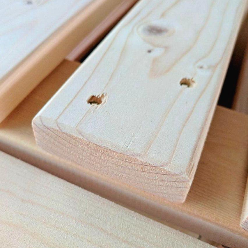 Hochwertiges Möbelholz - Service & Qualität