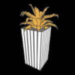 Paletten-Blumenkästen bei SUPERSACK