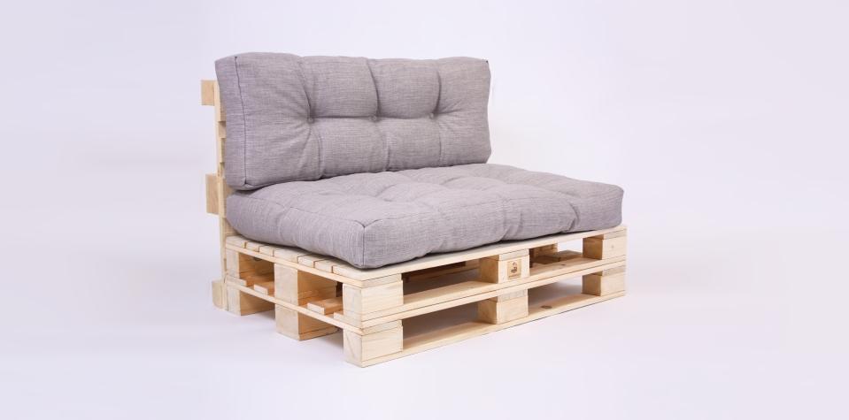 Bevorzugt Paletten-Loungemöbel & Sofas kaufen bei SuperSack WG15