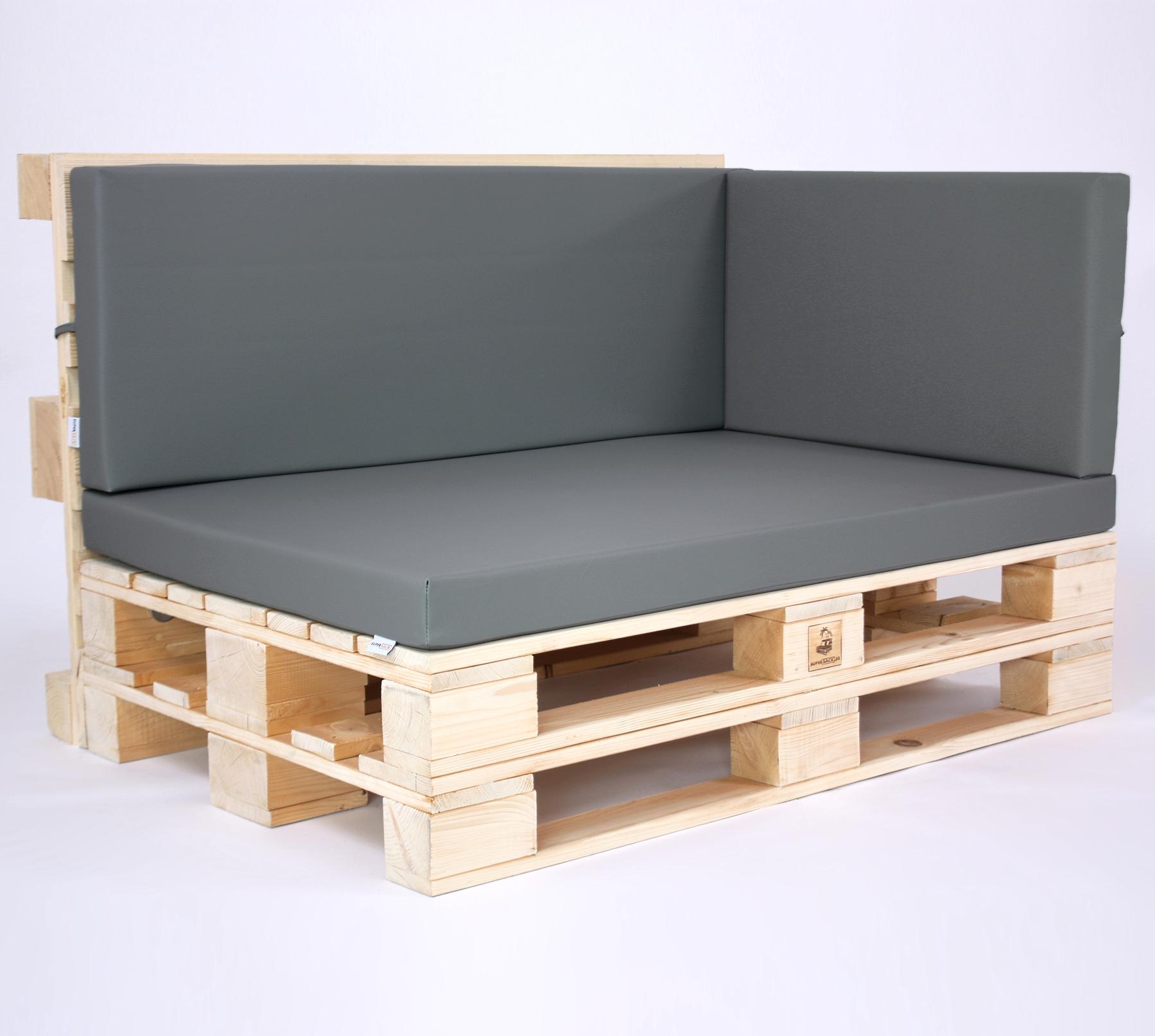 Polster fafar paletten sofa outdoor for Polster fur palettensofa