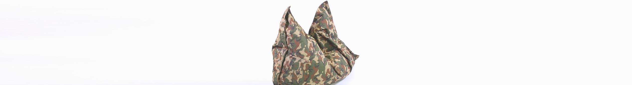 Sitzsack Indoor Camouflage - Indoor Sitzsack mit Print kaufen
