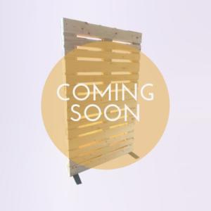 Paletten-Raumtrenner von SuperSack - Coming Soon