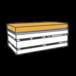 Palettenmöbel mieten - Sofas & Loungemöbel mieten - Palettenmöbel 2.0