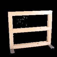 Trennwand Rahmen
