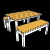 Paletten-Sitzgarnitur ICON NEU - 1800x1614