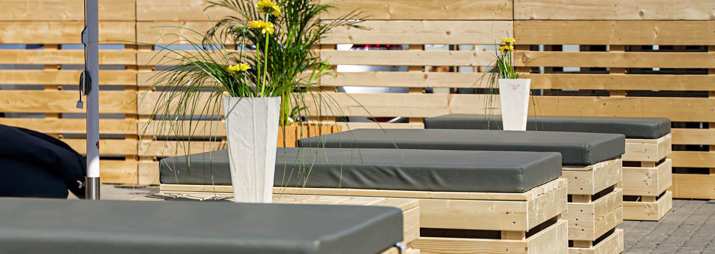 Palettenmöbel kaufen - Palettensofas & Loungemöbel 2.0 von SUPERSACK
