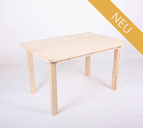 Paletten-Sitztisch 120x80 von SUPERSACK