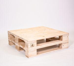 Paletten-Loungetisch Classic klein