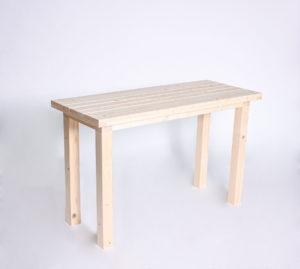 Sitztisch KOMPAKT - Tischlänge 120cm