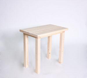 Sitztisch KOMPAKT - Tischlänge 80cm