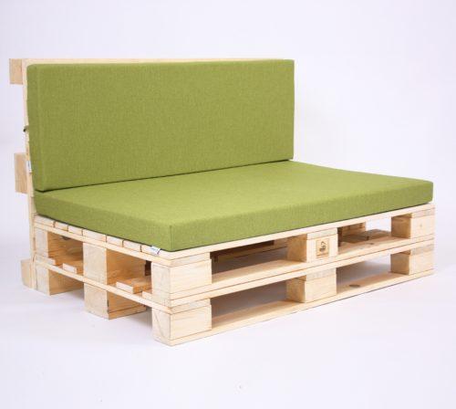 Palettenkissen Savana - Sitzkissen & Rückenkissen - Green