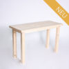 Sitztisch KOMPAKT - Tischlänge 120 cm - NEU