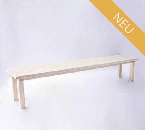 Sofatisch KOMPAKT - 240 cm Länge - NEU bei SUPERSACK