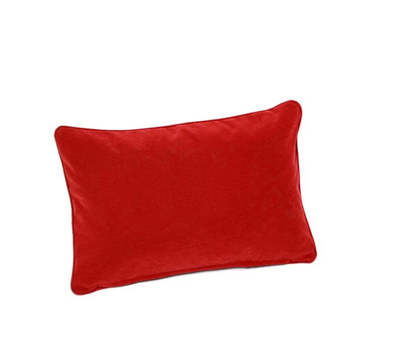 Dekokissen Sahara - 60x40cm - Rot