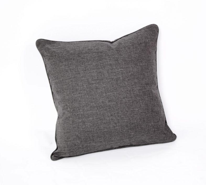 Dekokissen Savana - 60x60cm - Dark Grey