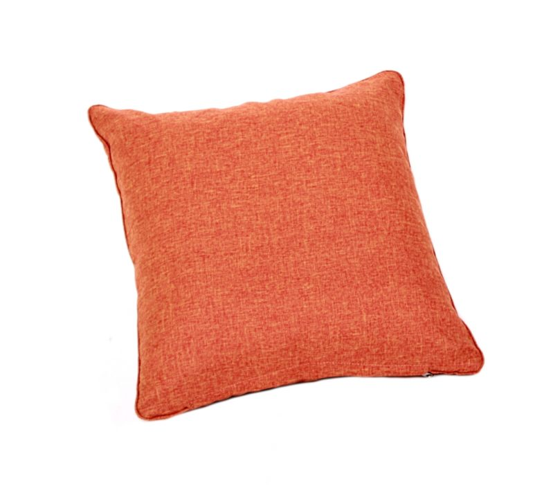 Dekokissen Savana - 60x60cm - Orange