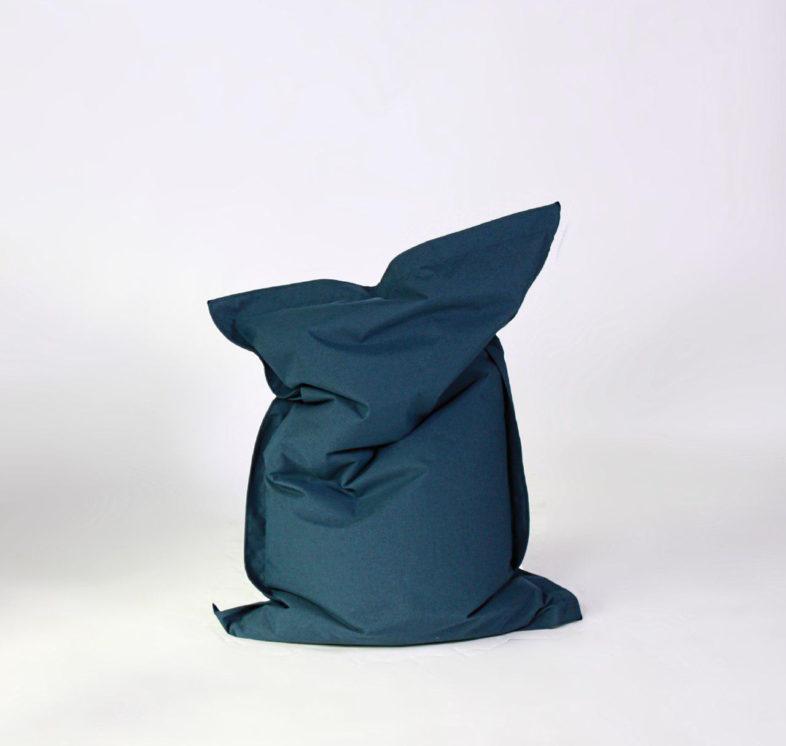 Kinder-Sitzsack Orlando Outdoor - 120x90cm - Sapphire