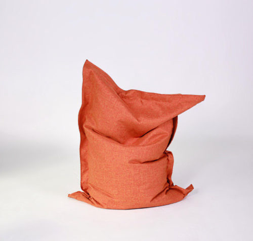 Kinder-Sitzsack Savana Indoor - 120x90cm - Orange