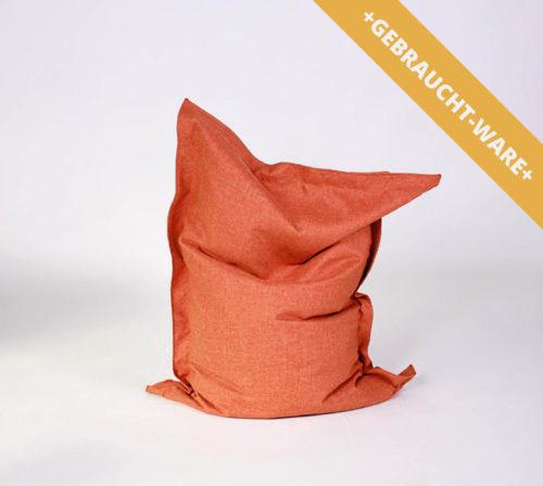 Kinder-Sitzsack Indoor Savana - Orange - GEBRAUCHTWARE