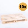 10er-Set Möbelpaletten   Hochwertige Paletten zum Möbelbau